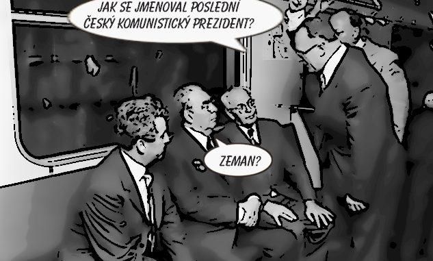 Soudruh Brežněv se zúčastnil i natáčení pořadu Nikdo není dokonalý