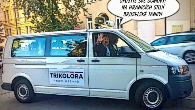 Klaus, Trikolóra